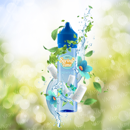 VAPY Spring Time Chewy Ice - 10/60 ml.